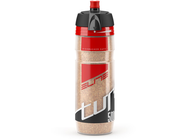 Elite Turacio Termoflaske 500ml, rot graphic